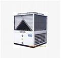 派沃商用空气源热泵热水机组10P 2