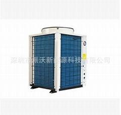派沃空气源节能电镀热泵机组