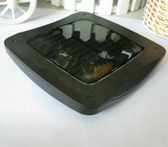 方形太阳能充电移动电源
