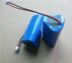工業探照燈電源鋰電池組12V/2200mAh