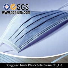 single wire plastic nose wire