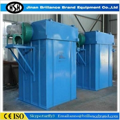 Special Cement Process Jet Pulse Dust Collector