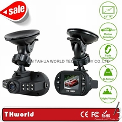 hot sale C600 car dvr novatek 96220 chipset fhd 1080p camera (Hot Product - 1*)