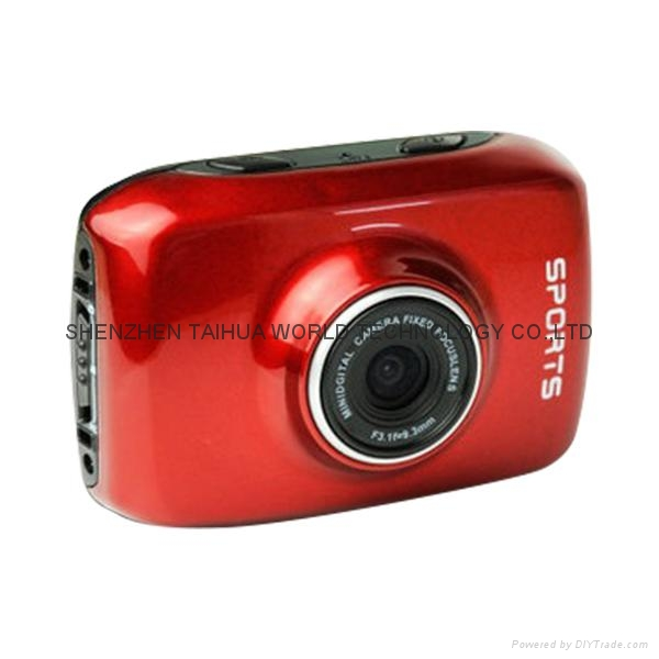 Helmet Sports DV F5 Waterproof Action sport camera with 2.0'' HD display 7