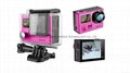 HOT video camera underwater hd H3 WIFI 4K action camera sports camera 6