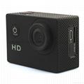 Cheapest sports dv SJ4000 hd 720p action camera 30m watertight mini camera 4