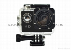 SJ5000 new product sport video camera 720P waterproof  colorful camera
