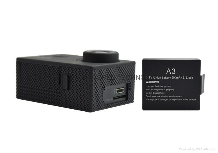 SJ5000 new product sport video camera 720P waterproof  colorful camera 9