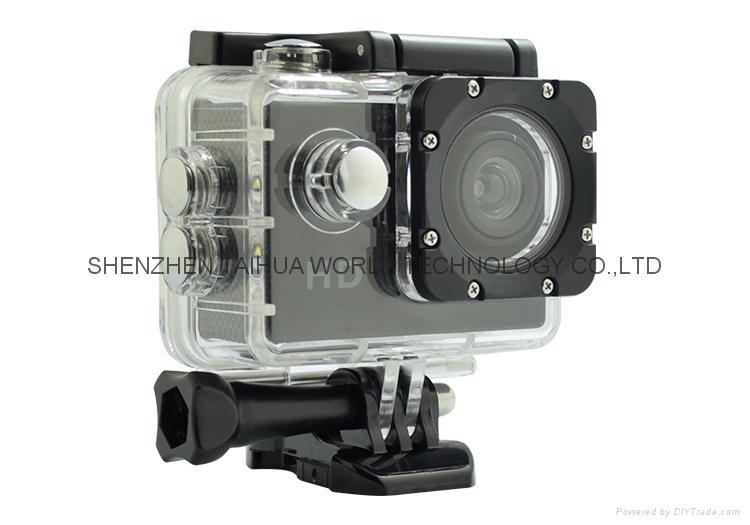 SJ5000 new product sport video camera 720P waterproof  colorful camera 3