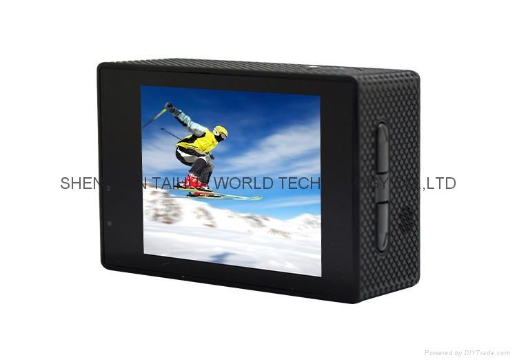SJ5000 new product sport video camera 720P waterproof  colorful camera 6