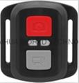 Hot video camera waterproof hd  sports camera H2R remote control 4K action cam 2