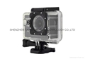 WIFI 4K sport diving video cam F68  extreme sports action video camera   7