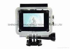 NEW 4K Sport camera SJ9000 WIFI full hd  action camera with waterproof case