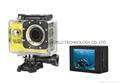 New Full HD Wifi 1080P Waterproof Action Sport Camera H16 2