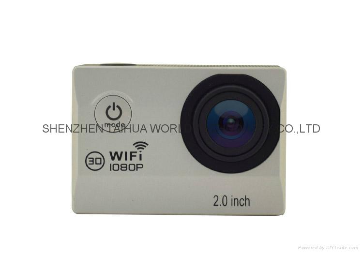 New Full HD Wifi 1080P Waterproof Action Sport Camera H16 6