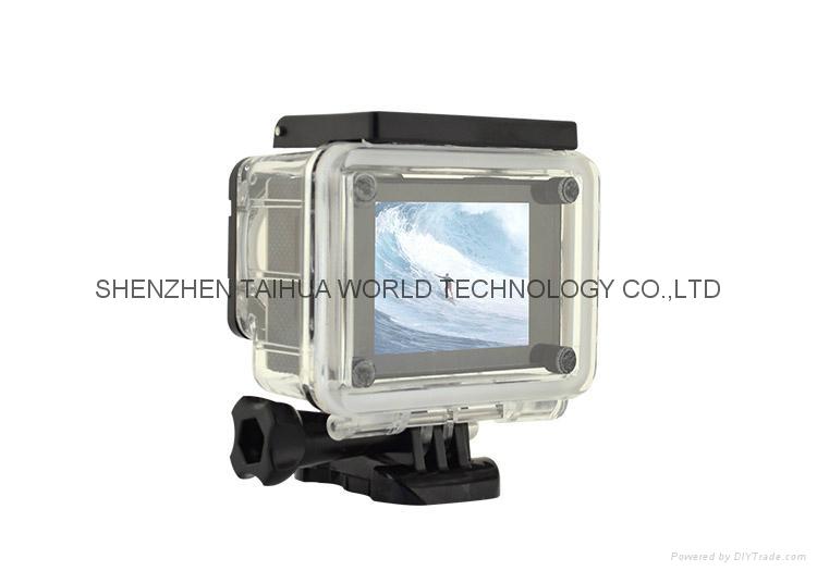New Full HD Wifi 1080P Waterproof Action Sport Camera H16 5