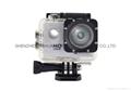NEW full hd mini 1080p action camera F71 WIFI camcorder sport camera 2