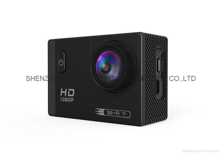NEW full hd mini 1080p action camera F71 WIFI camcorder sport camera 7