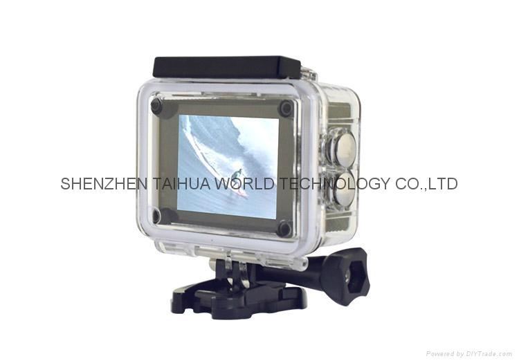 NEW full hd mini 1080p action camera F71 WIFI camcorder sport camera 4