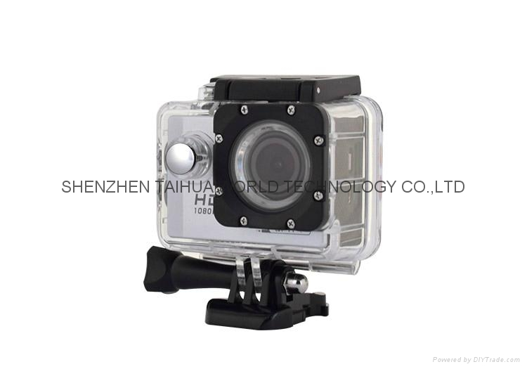 NEW full hd mini 1080p action camera F71 WIFI camcorder sport camera 3