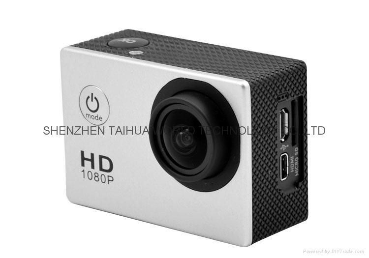 Original sports dv SJ4000 hd 1080P action camera 30m watertight mini camera 7