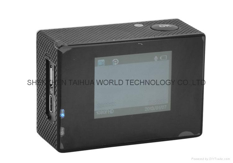 Original sports dv SJ4000 hd 1080P action camera 30m watertight mini camera 9