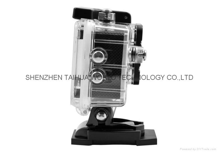 Original sports dv SJ4000 hd 1080P action camera 30m watertight mini camera 3