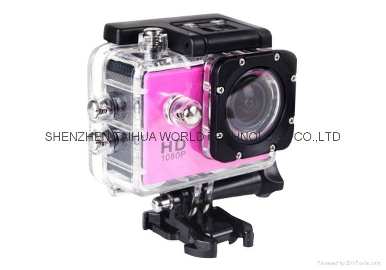 Original sports dv SJ4000 hd 1080P action camera 30m watertight mini camera 12