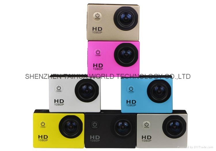 Original sports dv SJ4000 hd 1080P action camera 30m watertight mini camera 14
