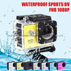 Original sports dv SJ4000 hd 1080P action camera 30m watertight mini camera