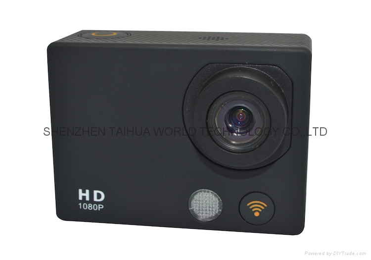 Factory wholesale A3 waterproof camera full hd 1080p with touch panel 3