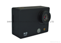 Factory wholesale A3 waterproof camera full hd 1080p with touch panel 5