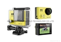 HOT H9 PIUS WiFi 4K HD Sport Action Camera with 30m waterproof camera case 4