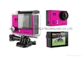 HOT H9 PIUS WiFi 4K HD Sport Action Camera with 30m waterproof camera case 5