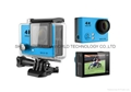 HOT H9 PIUS WiFi 4K HD Sport Action Camera with 30m waterproof camera case 6