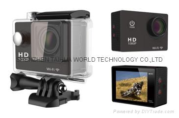Best selling SJ5000 WIFI 30M waterproof sport video recorder camera mini dv 1