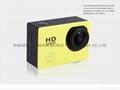 Best selling SJ5000 WIFI 30M waterproof sport video recorder camera mini dv 2
