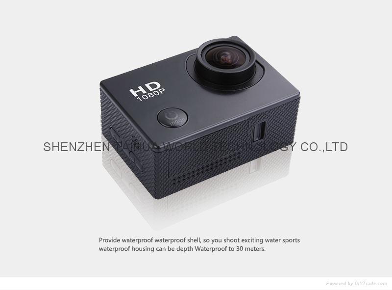 Best selling SJ5000 WIFI 30M waterproof sport video recorder camera mini dv 5