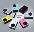 Best selling SJ5000 WIFI 30M waterproof sport video recorder camera mini dv 8