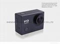Best selling SJ5000 WIFI 30M waterproof sport video recorder camera mini dv 6