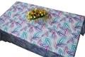 FloralPrinted Fabric TableCover 4