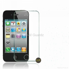 Original Clear Tempered Glass Screen Protector for iPhone 6, Hot Selling for iPh
