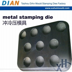 steel punching tools for metal sheets