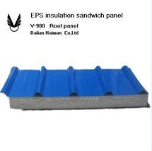 EPS/PU Insulation Board for Wall and Roof