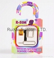 R-SIM 9+ nano cloud Unlock Card -universally compatible 4S/5/5C/5S