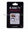 R-SIM 7 & R-SIM 7+ Unlock Sim Card for iPhone4S and iPhone5 (R-SIM 7+)