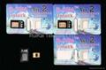 R-SIM Air 2 Unlock Card For4 S/5/5C/5S iOS:6.X-7.1.1-7.X (Sprint+N)