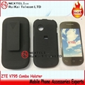 ZTE V795 Combo holster V795 Combo case
