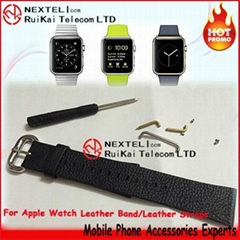 Apple Watch Leather Band/Leather straps
