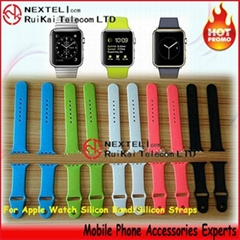Apple Watch Silicon Band/Silicon straps